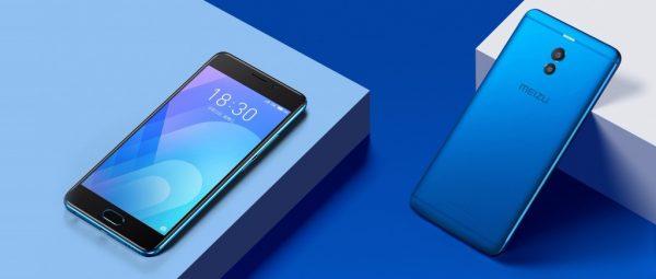 Meizu представила M6 Note — бюджетный смартфон с двойной камерой