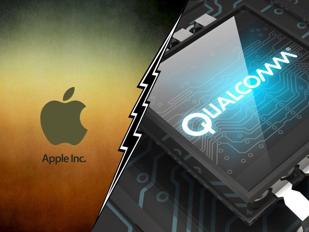 Комиссия по международной торговле США расследует обвинение Apple в нарушении патентов Qualcomm