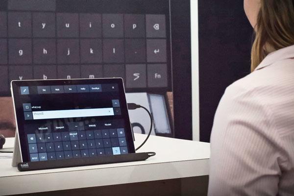 Microsoft добавит в Windows технологию Eye Control от Tobii