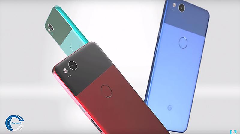 Названа дата презентации Google Pixel 2