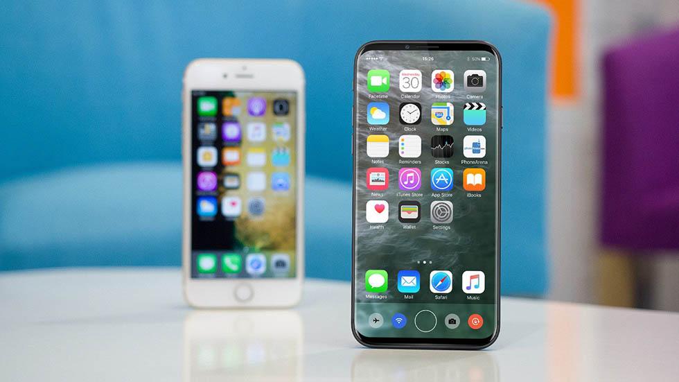 Пользователь iPhone 8 сможет взглядом отключать звук уведомлений