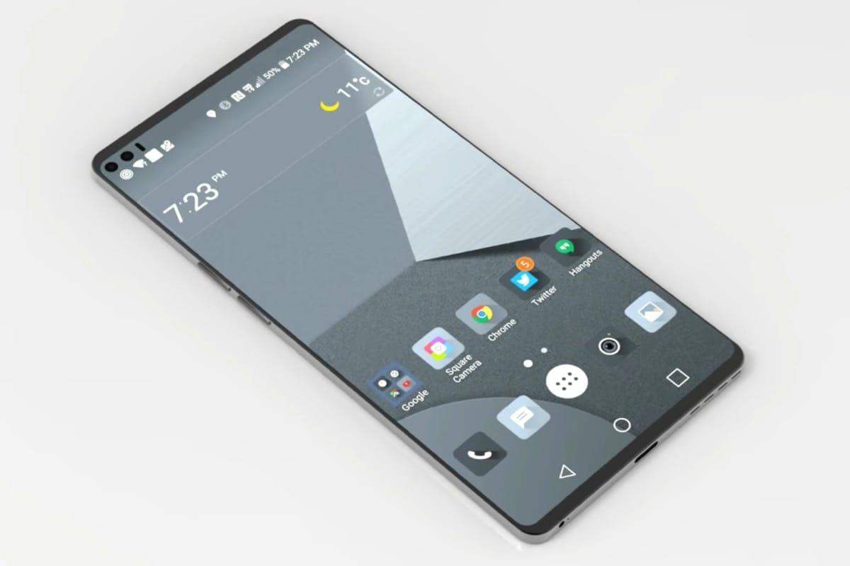 LG V30 Plus может быть представлен 31 августа