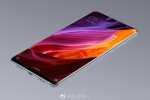 Xiaomi Mi Mix 2 получит рекордно тонкие рамки