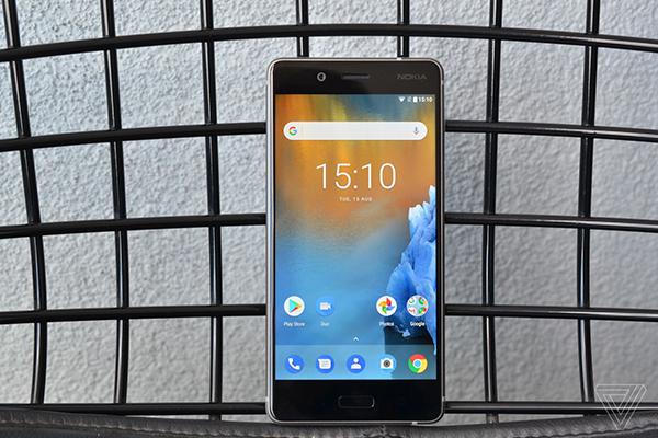 Смартфон Nokia 8 представлен официально