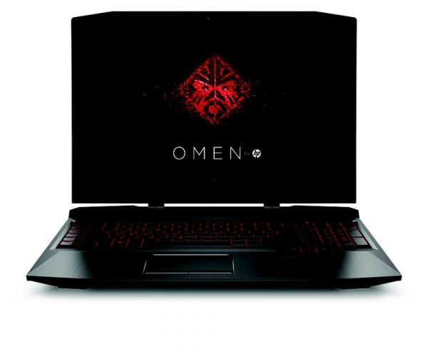 HP представила мощный игровой ноутбук Omen X