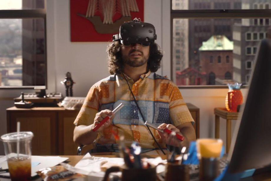 Магия от Microsoft: палочка дополненной реальности