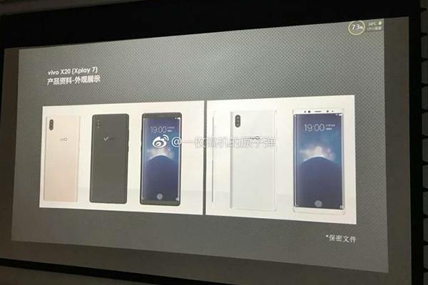 Сканер в экране и тройная камера станут особенностями Vivo XPlay 7