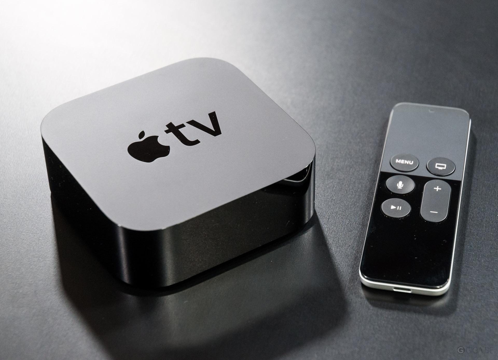 Новая Apple TV с поддержкой 4К-видео уже на подходе