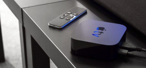 Apple TV получит поддержку 4К и HDR