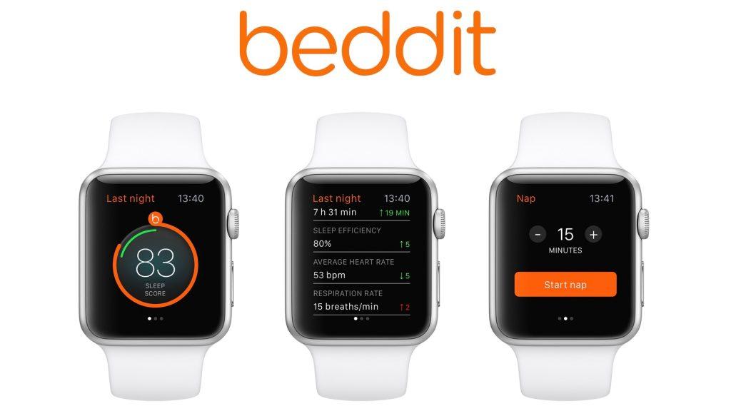 Apple купила разработчика трекера сна Beddit для Apple Watch