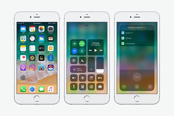 Apple выпустила 6 бета-версию iOS 11 для iPhone, iPod touch и iPad