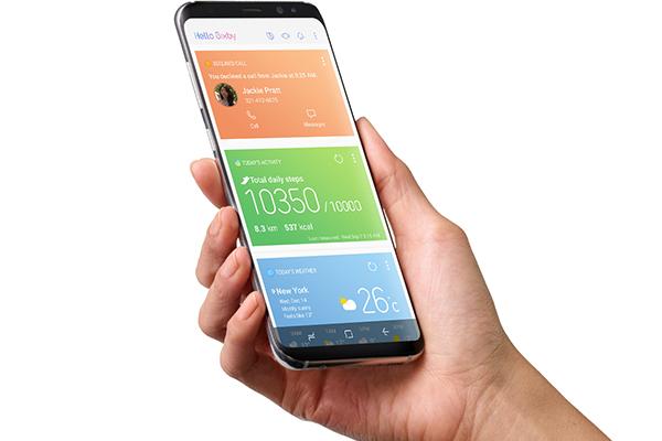 Голосовой ассистент Bixby от Samsung стал доступен в 200 странах
