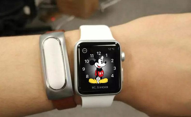 Apple заняла третье место в рейтинге производителей носимой электроники
