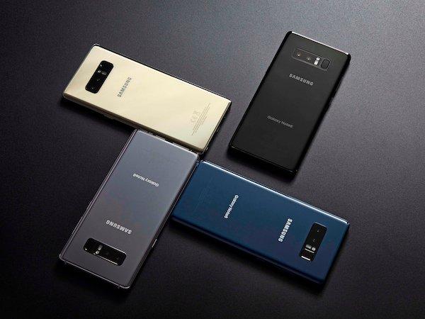 Почему премьера Samsung Galaxy Note 8 – очередной праздник для Apple