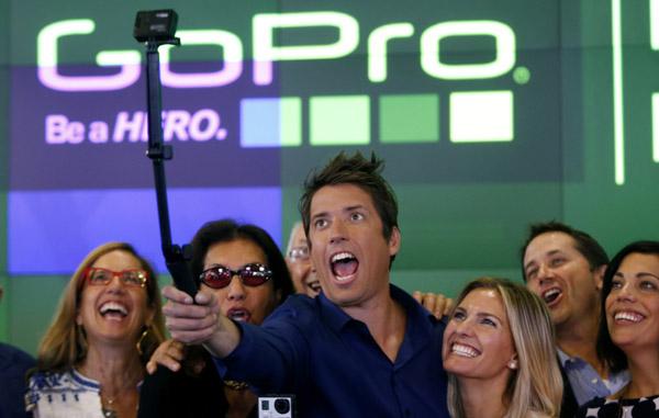 GoPro — популярная, но не прибыльная