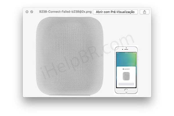 В последней бете iOS обнаружили процесс подключения HomePod