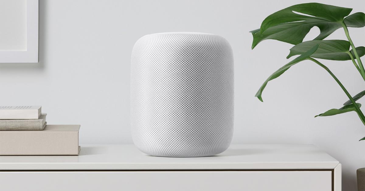 К запуску продаж Apple соберет только 500 тысяч HomePod