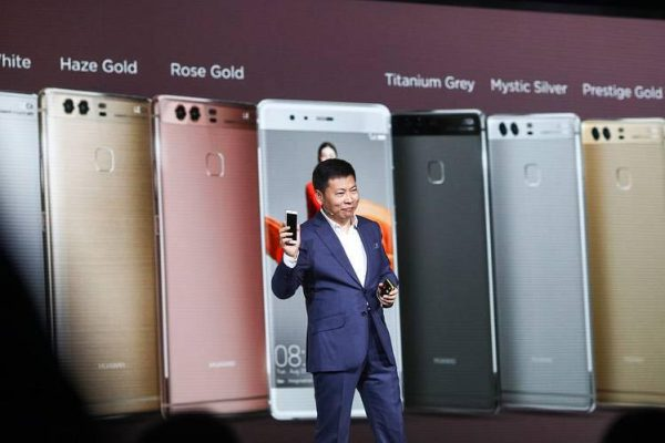 Huawei вплотную приближается к Apple по количеству проданных телефонов