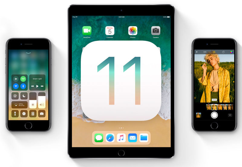 Apple выпустила iOS 11 beta 5 для iPhone, iPod touch и iPad