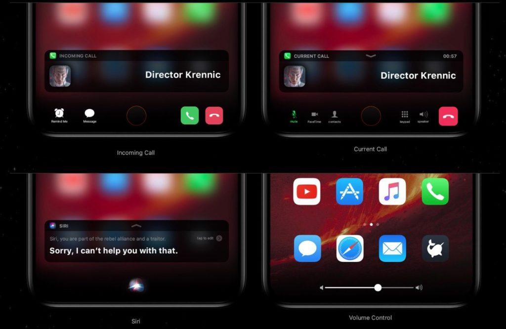 Дизайнер показал еще один концепт iPhone 8