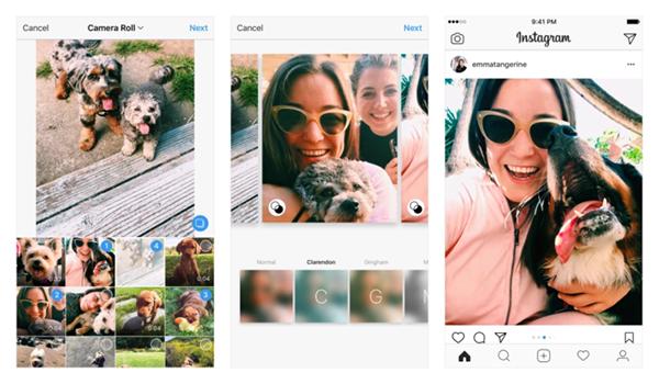 Эпоха квадратных снимков в Instagram окончательно ушла в прошлое