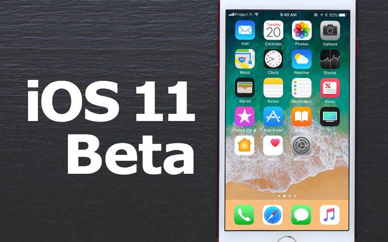 Вышла девятая бета-версия iOS 11 для iPhone и iPad