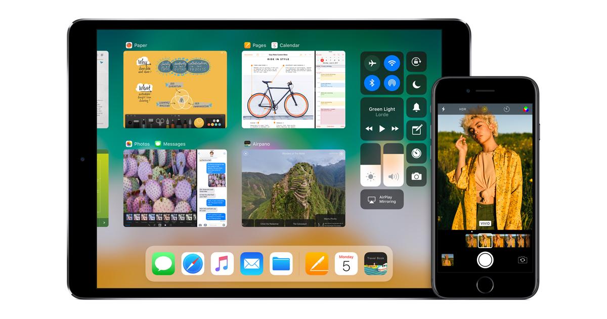 iPhone 8 получит панель Dock в стиле iPad взамен кнопки «Домой»