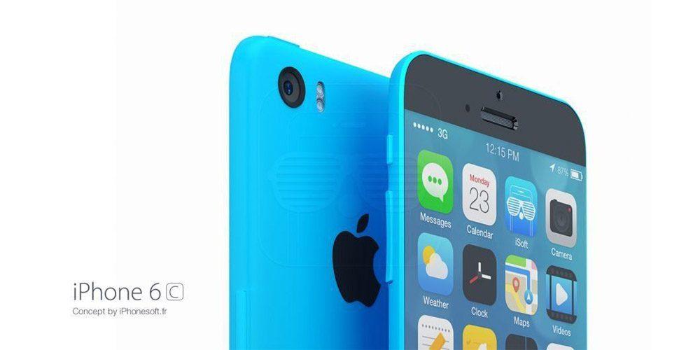 Представит ли Apple iPhone 6c?