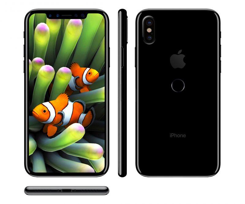 Топ-менеджер Foxconn объяснил дороговизну iPhone 8