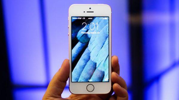 Обновленный iPhone SE выйдет в начале 2018 года