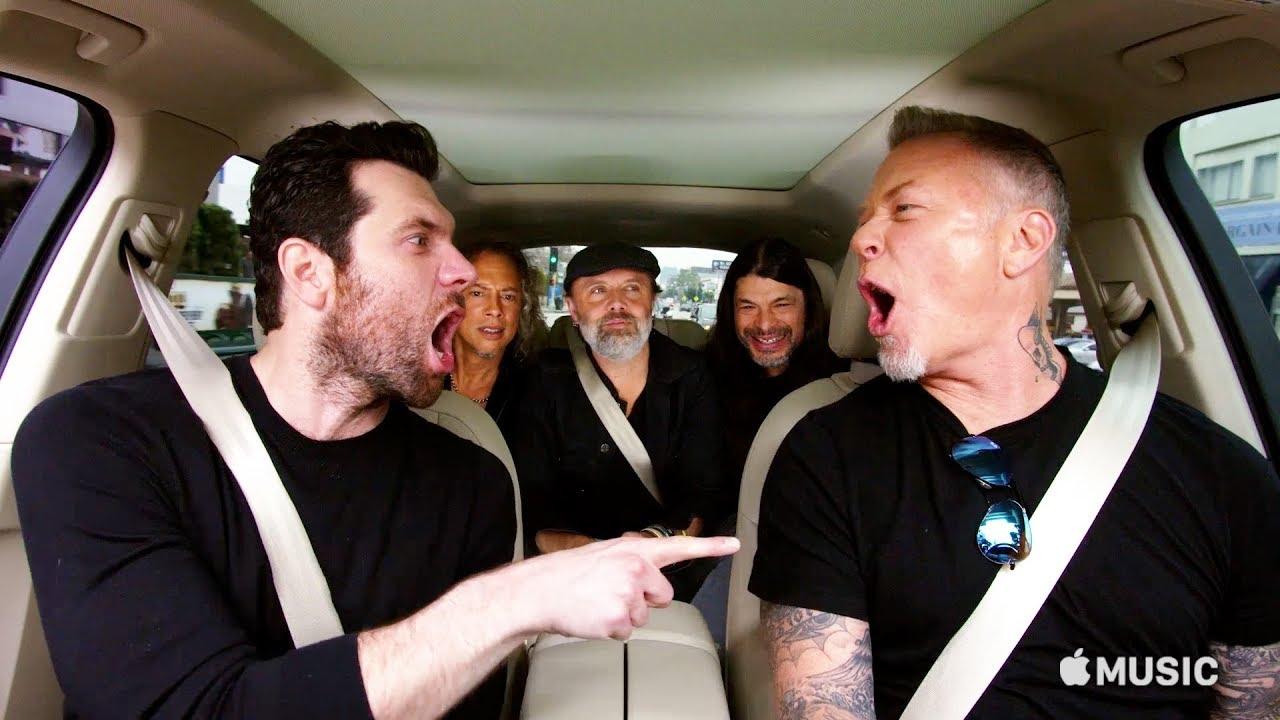 Опрос: как вам Carpool Karaoke?