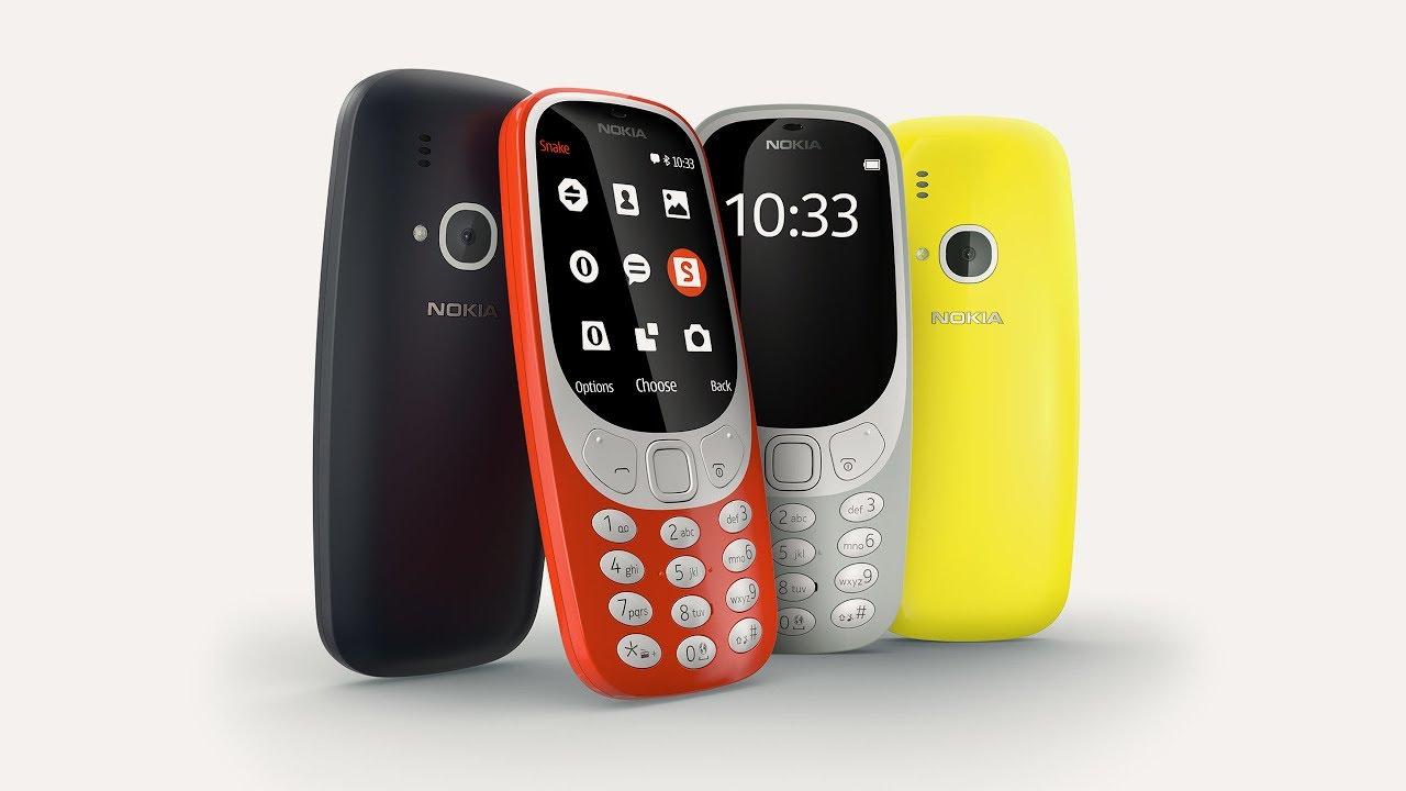 Nokia 3310 с поддержкой 3G появится в сентябре