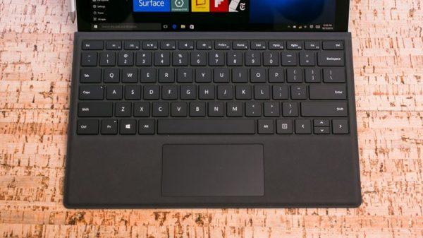 Microsoft разрабатывает клавиатуру для iPad