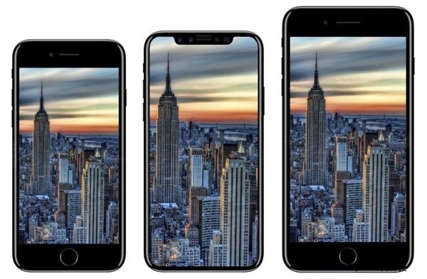 Apple наращивает производство линз перед выходом iPhone 8