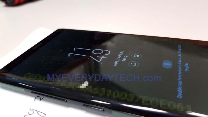 Теперь мы знаем, как будет выглядеть Samsung Galaxy Note 8
