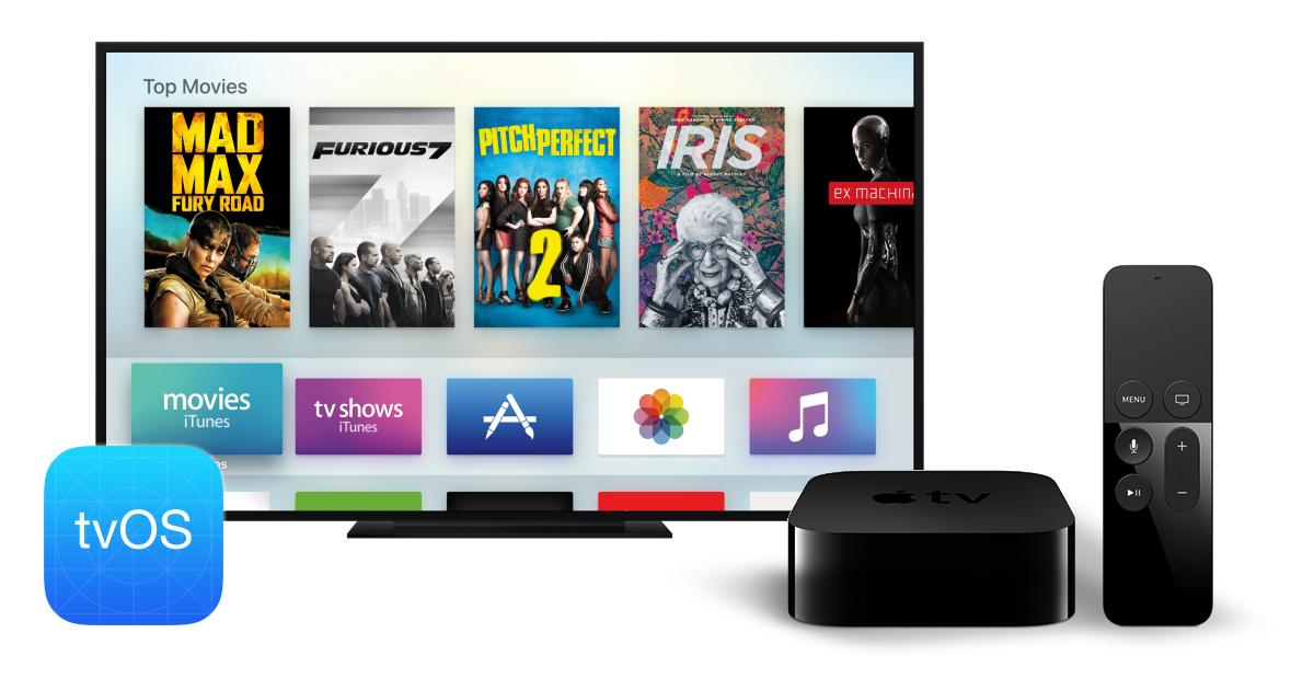 Apple выпустила tvOS 11 beta 7 для Apple TV