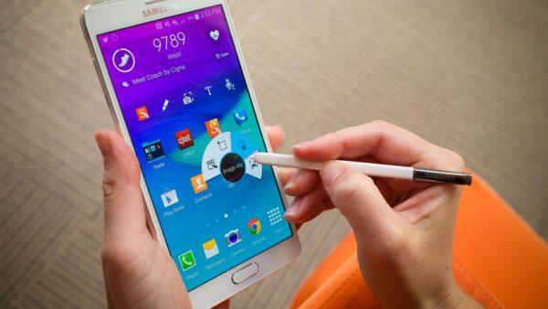 В США отзывают аккумуляторы Samsung Galaxy Note 4 из-за риска возгорания