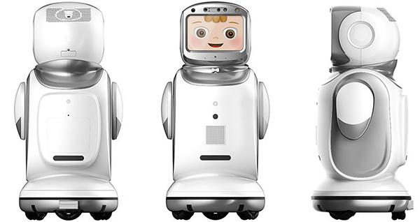 Представлен домашний робот с Amazon Alexa и стоимостью 2800 $