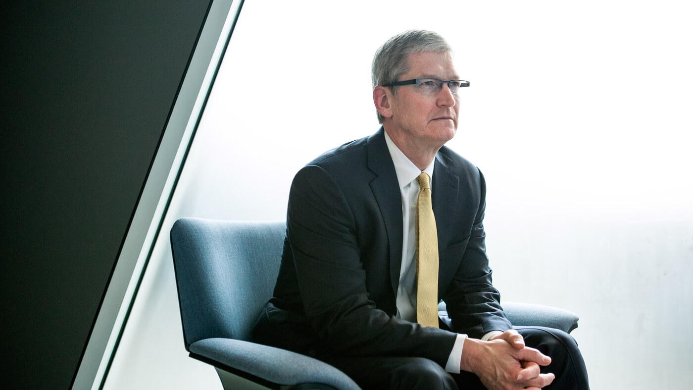 Тим Кук: Apple готовит крупное заявление о производстве в США