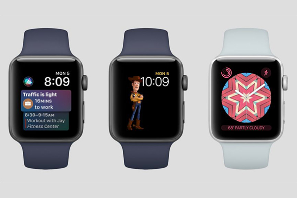 Apple выпустила watchOS 4 beta 6