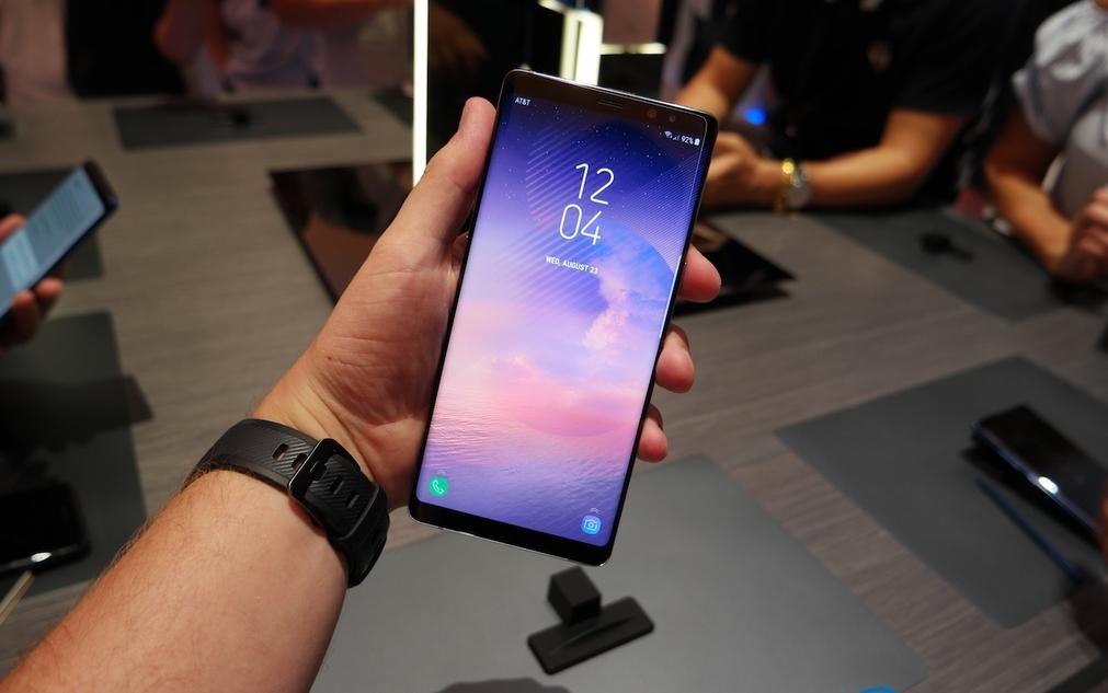 8 главных особенностей Galaxy Note 8, которым позавидуют владельцы iPhone