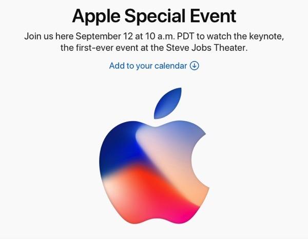Как и где смотреть презентацию новых iPhone?