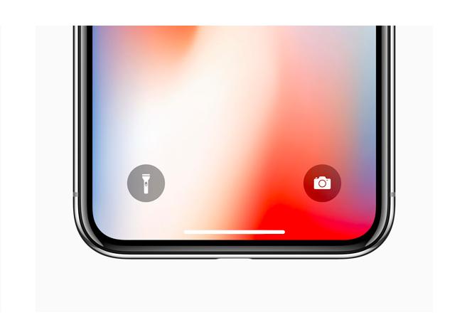 Новые жесты в iOS 11 специально для iPhone X