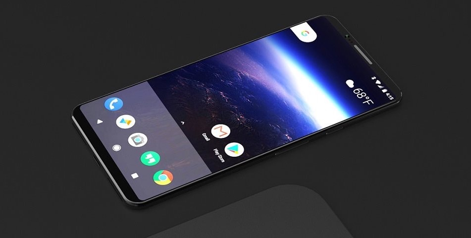 Слухи: помимо Pixel 2 и Pixel 2 XL Google готовит третий смартфон Ultra Pixel