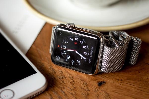 Поддержка Apple Music на Apple Watch Series 3 появится в октябре