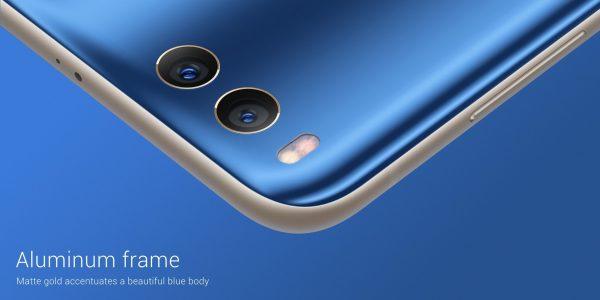 Xiaomi представила Mi Mix 2, Mi Note 3 и конкурента MacBook Pro