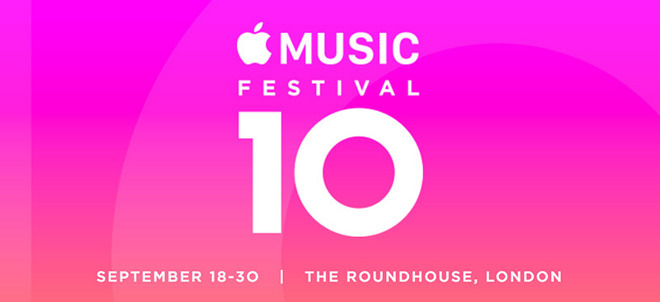 Apple Music Festival закрывается