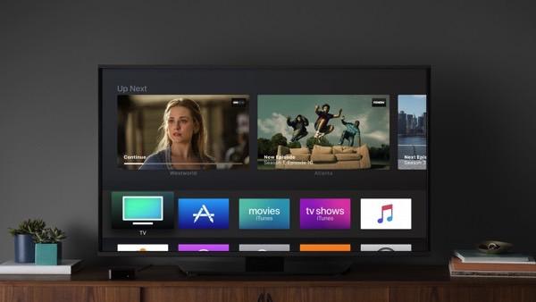 Apple выпустила tvOS 11