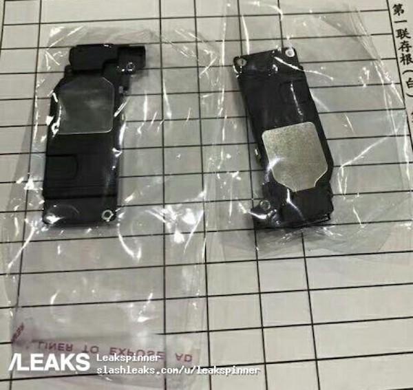 В сеть попали снимки динамиков и Lightning-портов новых iPhone