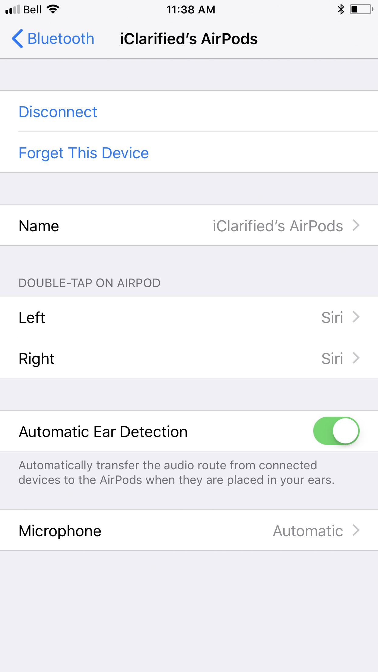 Apple добавила новые функции в AirPods – видео